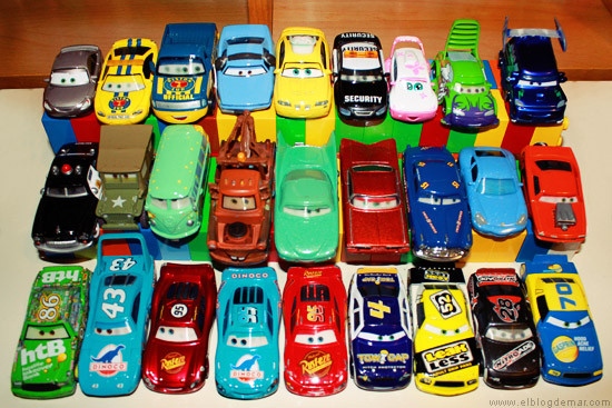 coleccion_coches_cars_disney_mattel_diecast_collection